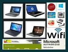 Fast Cheap Windows 10 Laptop D-core I3 I5 8gb Ram Ssd Hdd Wifi