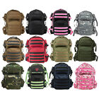 VISM Tactical MOLLE Airsoft Camping Utility Day Pack Backpack by NcSTAR 2911