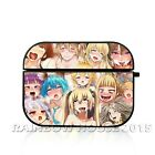 Sexy Ahegao Hentai Girl Face Anime Gift Protective Case Cover for AirPods Pro