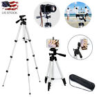 Universal Professional Camera Tripod Stand Holder Phone Mount For iPhone Samsung