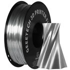Geeetech 1KG Silk PLA Filament Silver,Copper,Gold 1.75mm Spool for 3D Printer