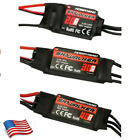 Brushless Speed Controller ESC 20A 30A 40 for RC Airplane Helicopter Quadcopter