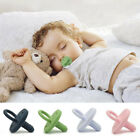Baby Newborn Dummy Pacifier Food Grade Soft Silicone Teether Nipple Soother Toy