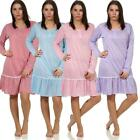 Ladies Nightgown Sleepshirt Nightwear, M L XL Sweatshirt