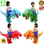 2020 Halloween Ride Costume Inflatable Dinosaur T-Rex Dragon Party Children Kid