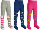 Baby Girls Tights Unicorn Owl Cotton Knitted Tights New Ages 0 6 12 18 24 Months