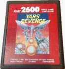 Yars' Revenge Red Label - Original Atari 2600 Game Authentic