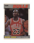 1987-1988 Fleer Michael Jordan Chicago Bulls #59 Basketball Card