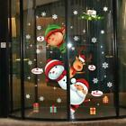 Christmas Wall Stickers Wall Window Glass Home Decoration Decal Xmas V0w6