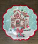 The Pioneer Woman Gingerbread House Collection of Paper Plates, Napkins and Gues