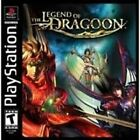 Legend of Dragoon, The - Original Sony PS1 Game