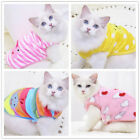 Cat Outfit Hoodie Kitten Costumes Warm Coat Pajamas Puppy Kitty Sweater Outfits