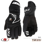 New 2021 FXR Men's Transfer E-Tech Heated Snowmobile Glove Black SM MD LG XL 3X
