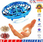 2PCS Mini Drone Quad Induction Levitation UFO Flying Toy Hand-controlled Gifts