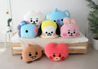 BT21 Baby Official Authentic Big Face Cushion Nara Home Deco + Expedited