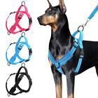 No Pull Front Leading Dog Harness Reflective Air Mesh Padded Vest Rottweiler S-L