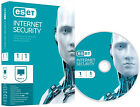ESET Internet Security 2020, 1 year Genuine License- 1/3 Users Windows, Mac OS