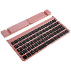Foldable Bluetooth Keyboard Wireless w/ Sensitive Touchpad for PC Laptop New SHO