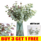 68cm Artificial Eucalyptus Fake Money Leaves Green Plant Leaf Flowers Home Decor