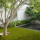 The Rug Seller Adlington Olive Green High Pile Fake Lawn 40mm Artificial Grass