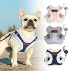 Fashion Pet Dog Harness with Lead Fleece Pet Vest Clothes Jack Russell Schnauzer