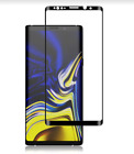 For Samsung Galaxy Note 9 Screen Protector Tempered Glass HD Clear Full Coverage