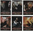 Spike the Complete Story Autograph Card, Costume, Insert Sets - Choose from list