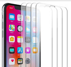 IPhone 11 Pro Max / 11 Pro Screen Protector HD Clear Glass Bubble Free Saver 4Pc