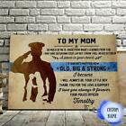 Personalized Police - To My Mom I Always Be Your Little Boy