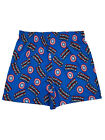 Marvel Mens Blue Captain America Underwear Boxers Boxer Shorts