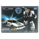 Transformers Master MP12+ Horizontal cannon jack ambulance police car Hot break