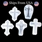 Cross Resin Mold - Silicone Cross Mold - Diy Keychain Necklace Earrings