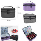 Essential Oil Carrying Case Nail Polish Holder Storage Bag Box Portable Travel