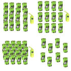 Doggy Waste Dog Poop Bags with Dispenser Pet Poo Bag Refills Home Using