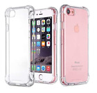 For iPhone SE 2020 2nd Generation 7 8 Crystal Clear Case Soft TPU Slim Cover