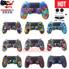 New Halloween Silicone Rubber Skin Case Gel Cover Grip for Sony PS4 Controller