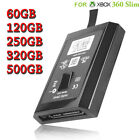 For Microsoft Xbox 360 Slim Replace Internal 500GB Hard Disk HDD Drive Console