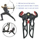 NEW Compound Bow Stand Holder Kick Legs Archery Target Shooting Bow Support US