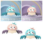 Baby Bath Toys for Toddlers 1-3 Old Kids Bathtub Wind Up Jellyfish Toys