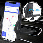 CD Slot Cradle Car Mount Holder Cell Phone Clip Stand Universal For iPhone12 Max