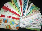 Lot of 5 Homemade Cloth wipes/washcloths