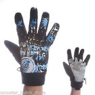 BRAND NEW WITH TAGS Grenade G.A.S. STASH Gloves Black Blue MEDIUM-XLARGE LIMITED
