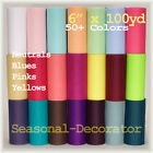 "6"" x 100yd Tulle Flame Retardant Tutu USA 1st 30 Colors"