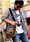 New Casual Men's City Canvas Messenger/Shoulder Bag-1001