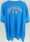 NEW ORLEANS HORNETS NBA MAJESTIC T SHIRT BIG TALL SIZES
