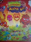 31 - 60 Choose Any Topps SUPER MOSHI MONSTERS Edition MASH UP Series 2 Base Card