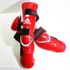 Adidas TaeKwonDo SHIN PROTECTOR guard Tae Kwon Do Instep Leg Foot Kick shoes