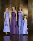 FOB-052 wedding bridesmaid dress party prom bridal gown