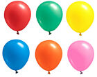 """10 Count 12"""" helium quality latex balloons u choose color for all occassion"""