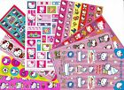 HUGE Selection HELLO KITTY STICKERS ~ Party Supplies FAVORS Rewards Scrapbooking